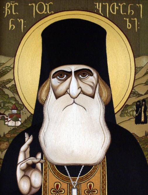 Св. преподобный Иоанн Бетанский