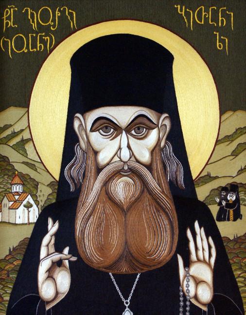 Св. преподобный Георгий Бетанский