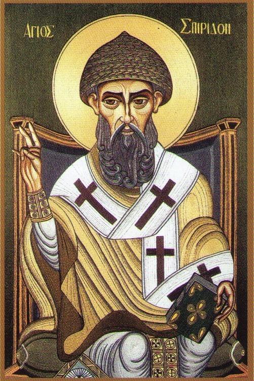 Святитель Спиридон Тримифутский