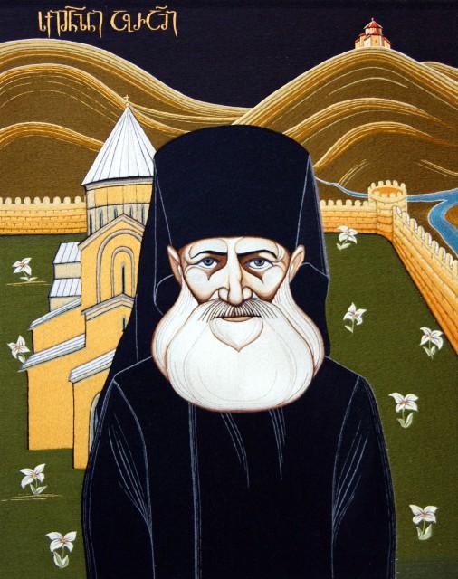 Духовный портрет Схимонаха Авраама (Чхетиани)
