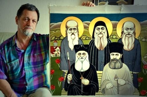 Михаил Мчедлишвили, иконописец, член Творческого Союза Художников России и Грузии
