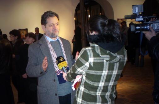 "Нац. музей Грузии. Галерея"" Карвасла"". Персональная выставка.2010 год."