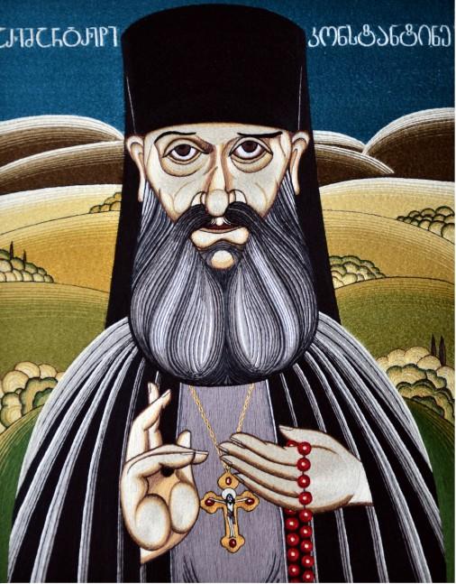 Портрет о.Константина Кварая